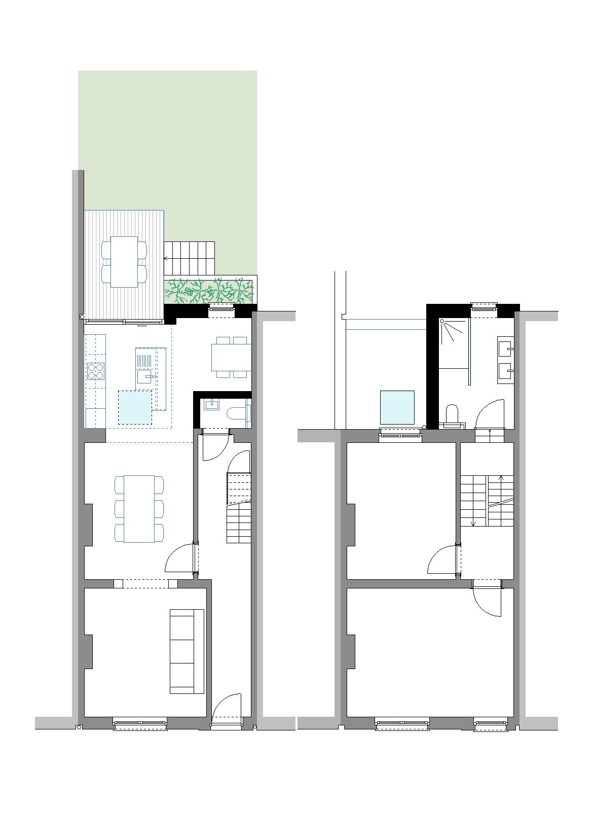 habitation à Sclessin_plan (4)