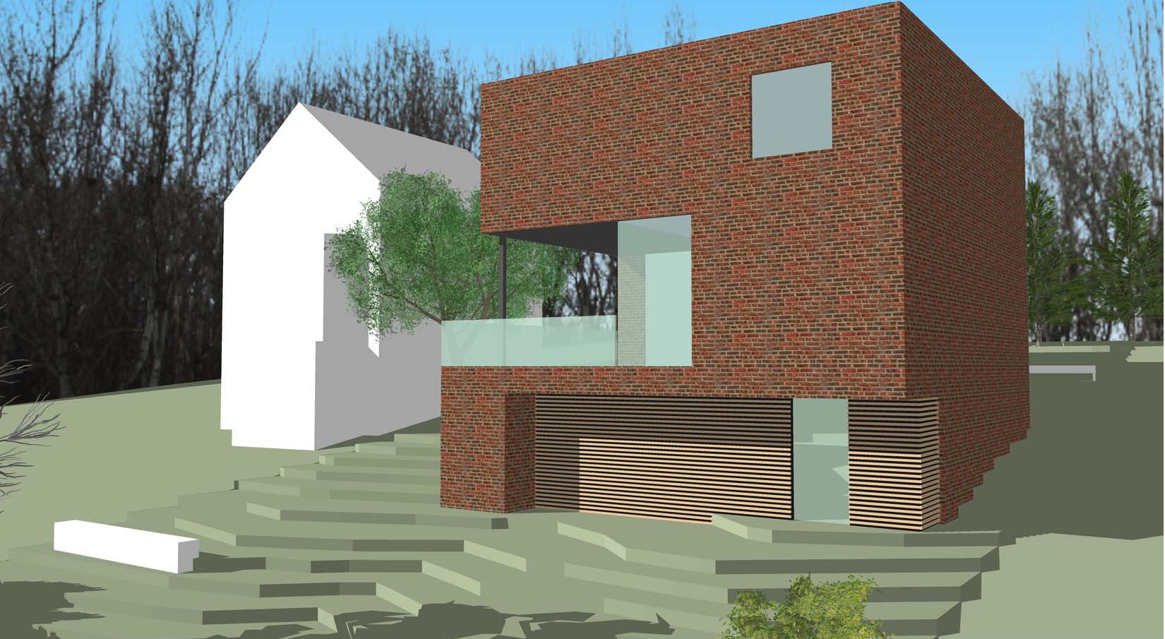 habitation à Esneux_plan (4)