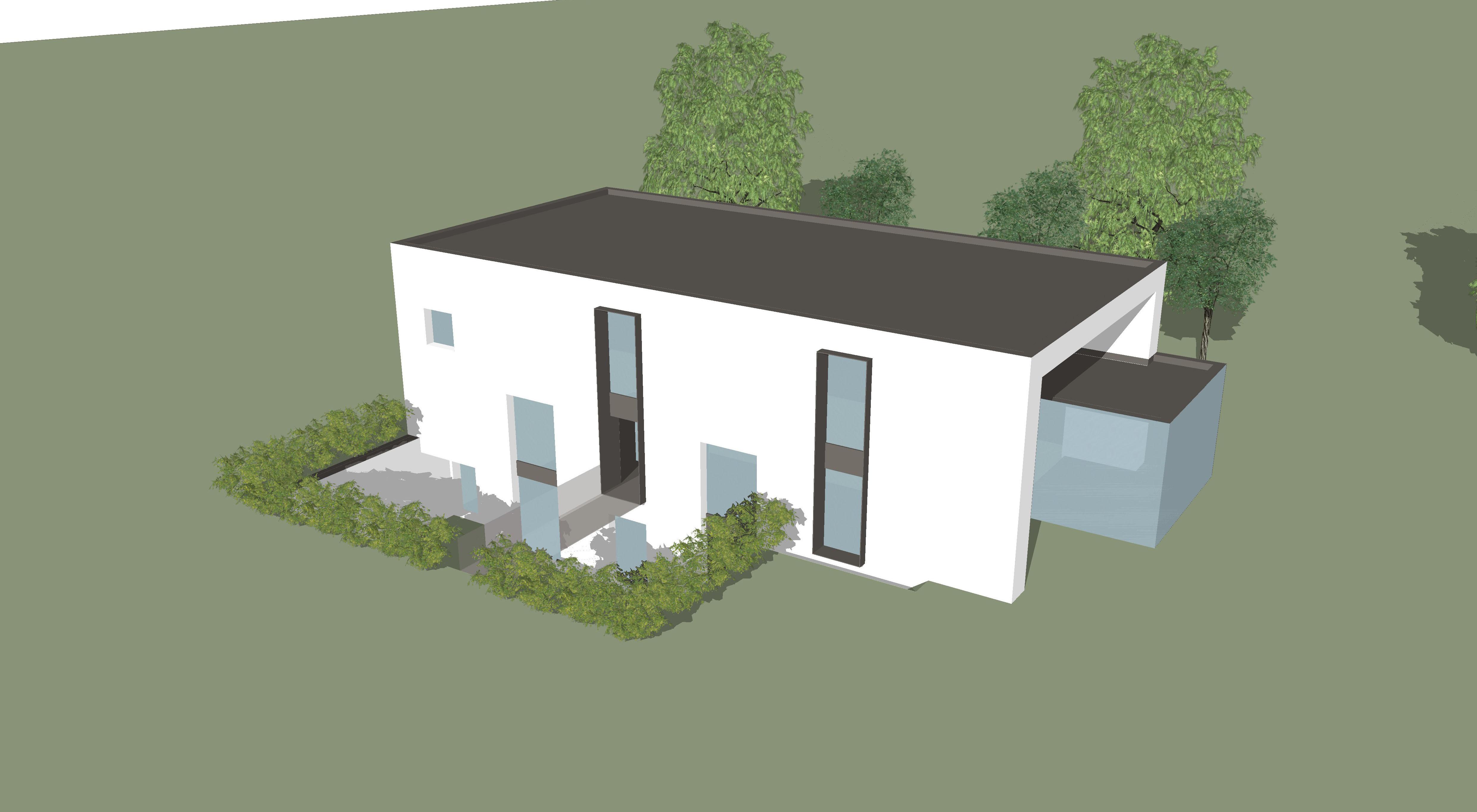 habitation à Kraainem_plan (1)