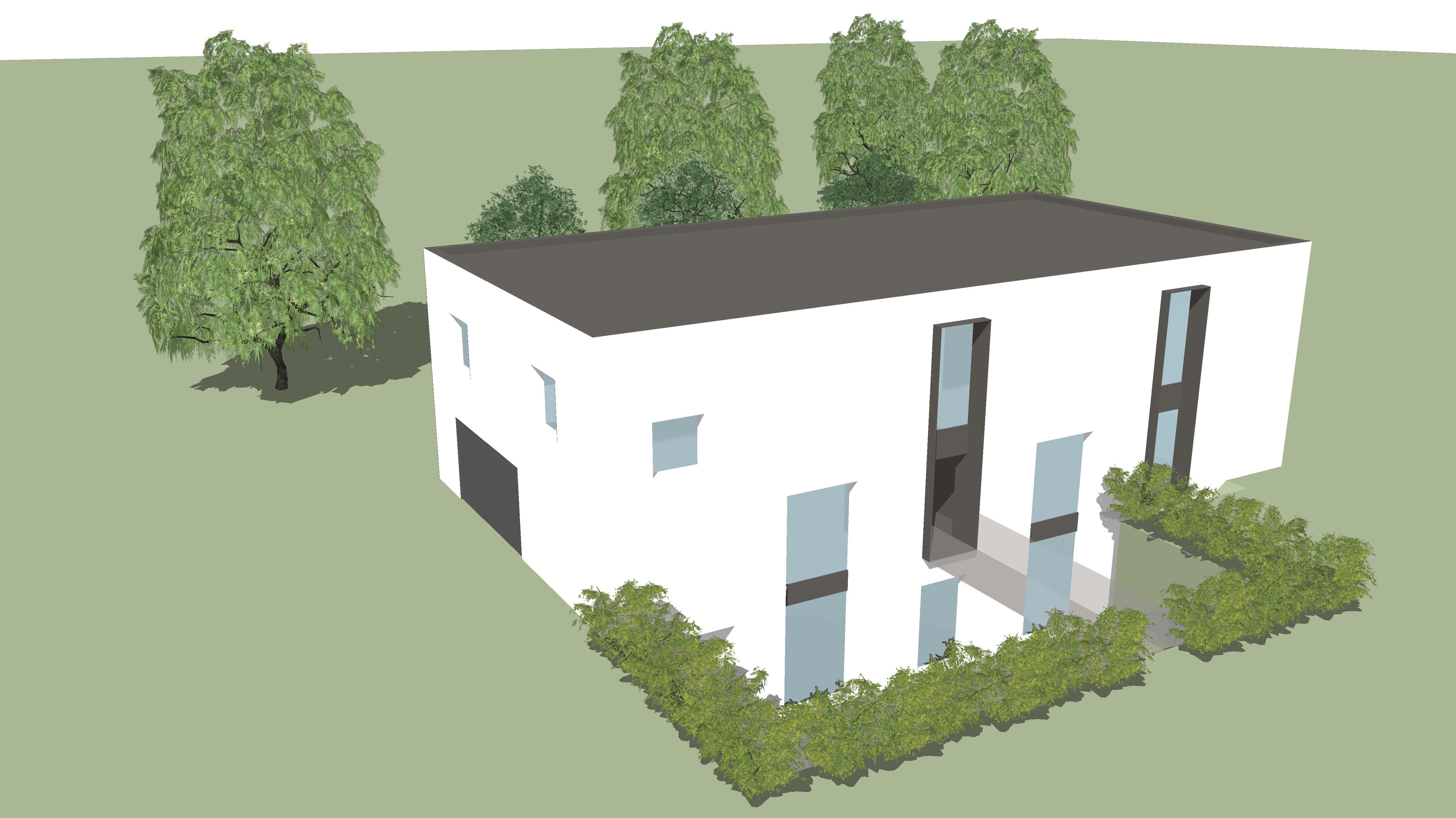 habitation à Kraainem_plan (7)